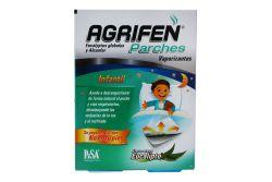 Agrifen Parches Infantil Caja Con 5 Sobres