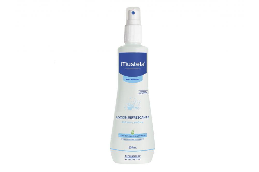Mustela Loción Refrescante Botella Con 200 mL