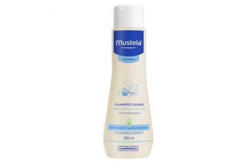 Mustela Shampoo Suave 200 mL