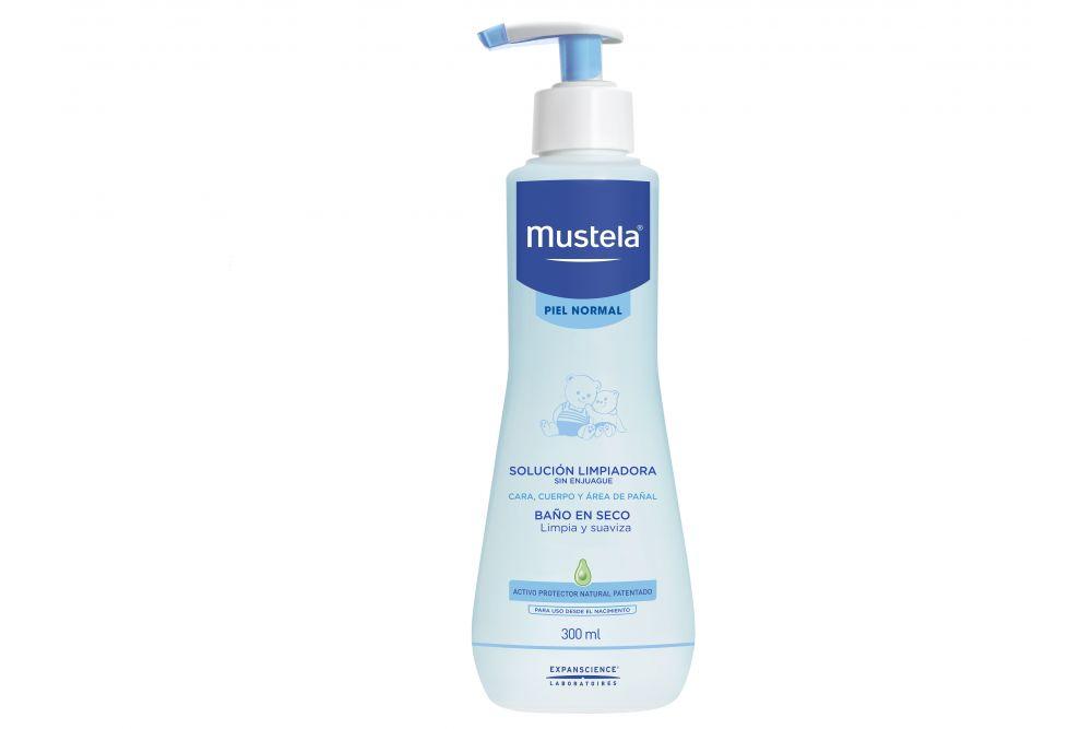 Mustela Solución Limpiadora sin enjuague 300 mL