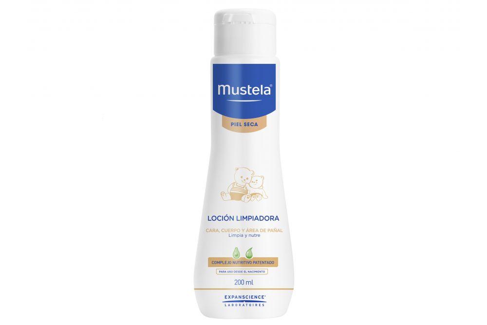 Mustela Loción Limpiadora Botella Con 200 mL