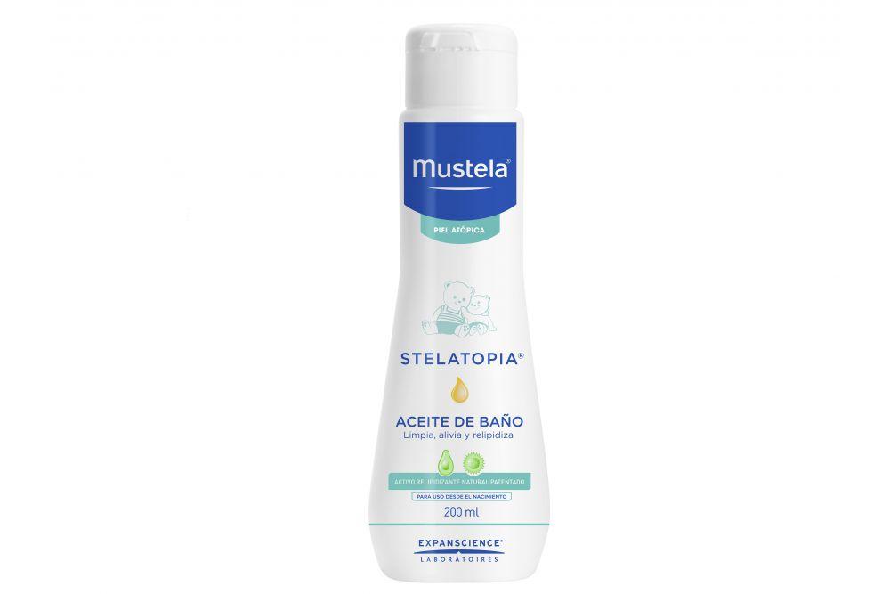 Mustela Aceite De Baño Stelatopia 200 mL
