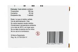 Venalot Depot 180 mg / 30 mg Caja 30 Tabletas