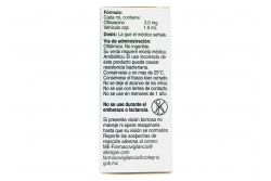 Ocuflox 0.3% Caja con Frasco Gotero Con 5 mL
