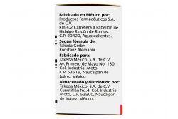 Albothyl Solución 407.5mg/mL Caja Con Frasco Con 12mL
