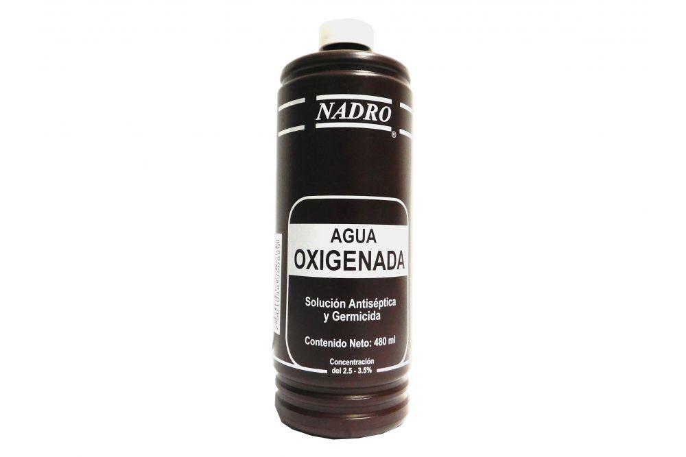 Nadro Agua Oxigenada 11 Volúmenes Botella Con 480 mL