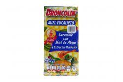 Broncolin 40 g Caja Con 16 Caramelos