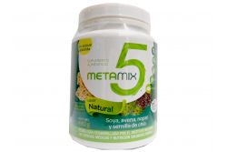 Metamix 5 Tarro con 490g Sabor Natural
