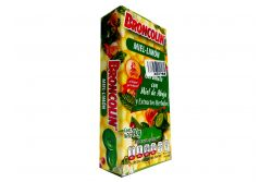 Broncolin Caramelo Con Miel De Abeja Y Extractos Herbales Caja Con 40g