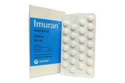 Imuran 50 mg Caja Con 25 Tabletas