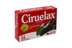 Ciruelax Caja Con 24 Comprimidos
