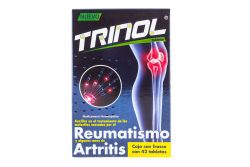 Trinol Caja Con Frasco Con 42 Tabletas