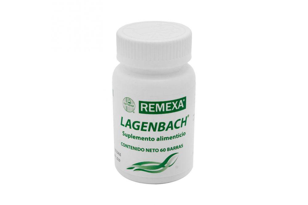 Lagenbach 2 g Frasco Con 60 Barras