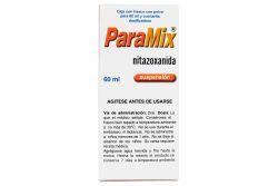 Paramix 60 mL Suspensión Caja Con Frasco Dosificadora y Cucharita