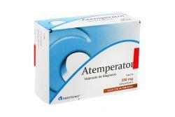 Atemperator 200 mg Caja Con 40 Tabletas