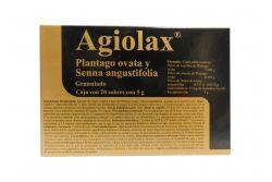 Agiolax Granulado 5g Caja Con 20 Sobres