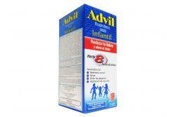 Advil Infantil Suspensión 100mg/5mL Sabor Frutas Caja Con Frasco Con 100 mL