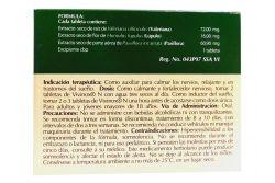 Vivinox-N Caja Con 40 Tabletas