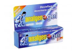 Analgen NF Gel Caja Con Tubo Con 30 g