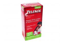 Tylenol Infantil Suspensión 3.2 g / 100 mL Caja Con Frasco Con 120 mL