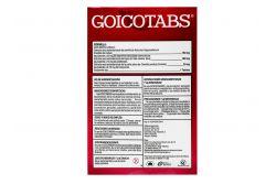 Goicotabs  Antivaricoso Caja Con 30 Tabletas