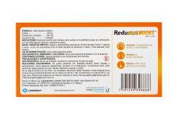 Redustat Boost 60 mg / 200 mg Caja Con envase Con 21 Cápsulas