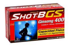 Shot B GS Caja Con Frasco Con 30 Cápsulas