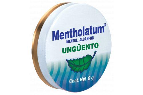 Mentholatum Ungüento Lata Con 9 g