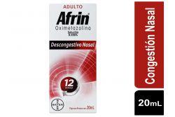 Afrin Adulto Caja Con Frasco Spray Con 20 mL