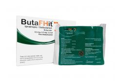 Butafhit 0.5 mg / 2.5 mg Caja Con 2 Bolsas Con 5 ampolletas C/U