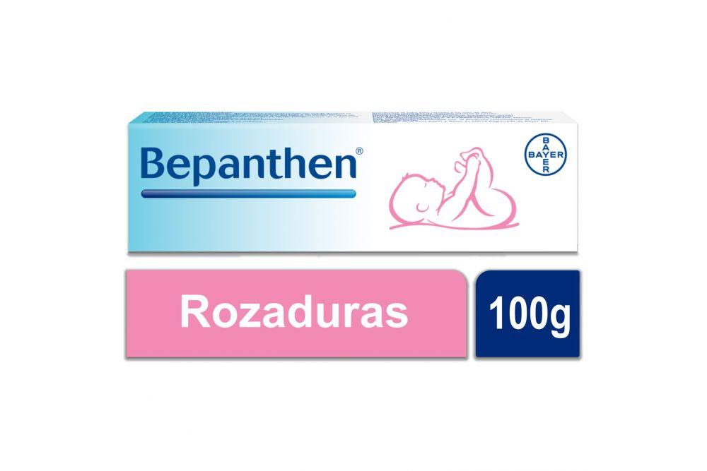 Bepanthen Pomada 100 mg Caja Con Tubo