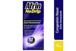 Afrin No Drip Caja Con Frasco De 15 mL