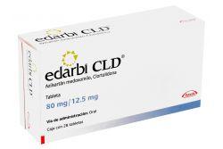 Edarbi CLD 80 mg / 12.5 mg Caja Con 28 Tabletas