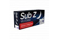 Sub Z 3 mg Caja Con 30 Tabletas Sublinguales.