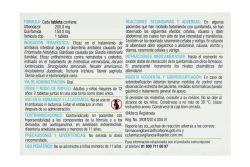 Zentel Dual 200 mg / 150 mg Caja Con 2 Tabletas