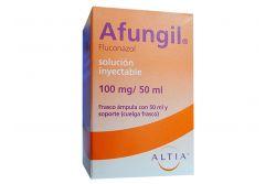 Afungil Solución Inyectable 100 mg Caja Con Frasco Ámpula 50 mL