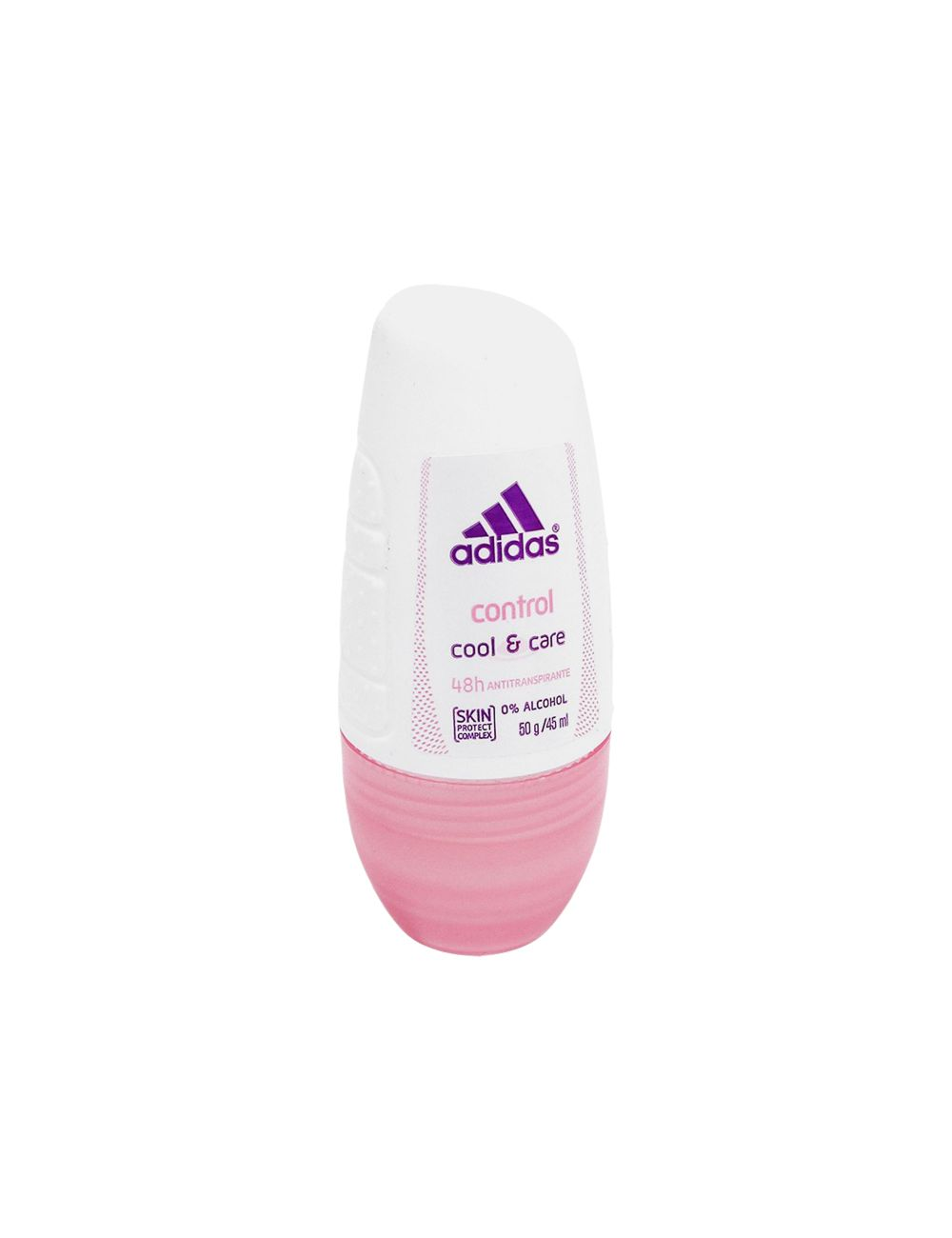 Antitranspirante Adidas Control Cool & Care Roll-On Con 45 mL