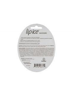 Lip Ice Sabor Mentolado Empaque Con Una Pieza