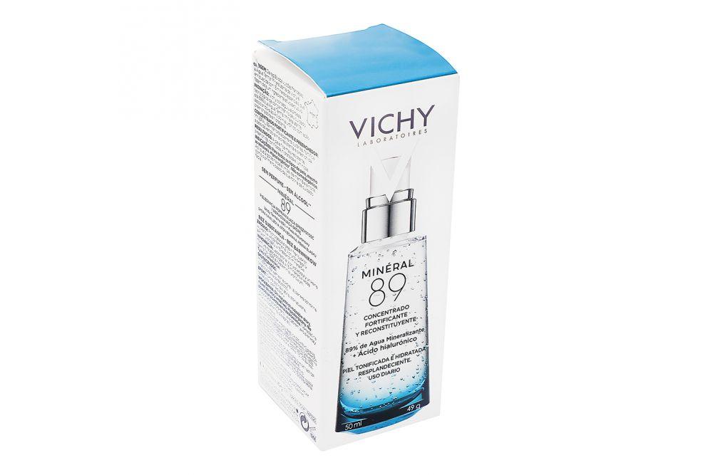 Vichy Mineral 89 Envase Con 50 mL
