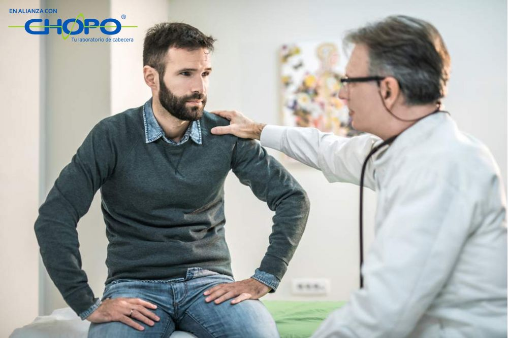 Súper Check-Up Masculino Prepagado