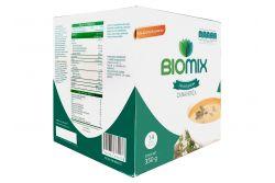 Biomix Sopa Instantánea Zanahoria Caja Con 14 Sobres Con 25g
