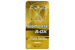 Biometrix AOX Caja Con Frasco Con 60 Cápsulas