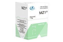 MZ1 1 mg Caja Con Frasco Con 30 Tabletas - RX1