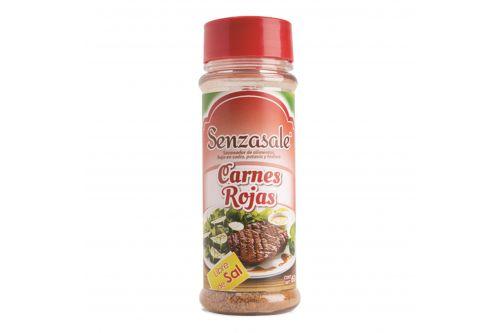 Senzasale Carnes Rojas Frasco Con 60 g