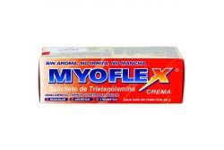 Myoflex Crema Caja Con Tubo Con 30g