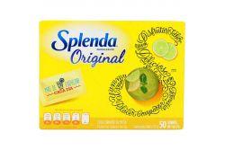 Splenda 1 g Caja Con 50 Sobres Individuales