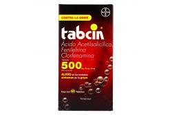 Tabcin 500 mg Caja Con 60 Tabletas Efervecesntes