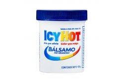 Icy Hot Bálsamo Frasco Con 100 g