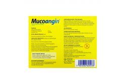 Mucoangin 20 mg Caja Con 18 Pastillas Sabor Limón
