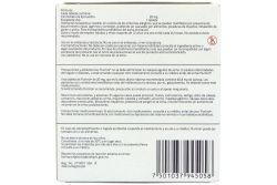 Flurinol 20 mg Caja Con 20 Tabletas